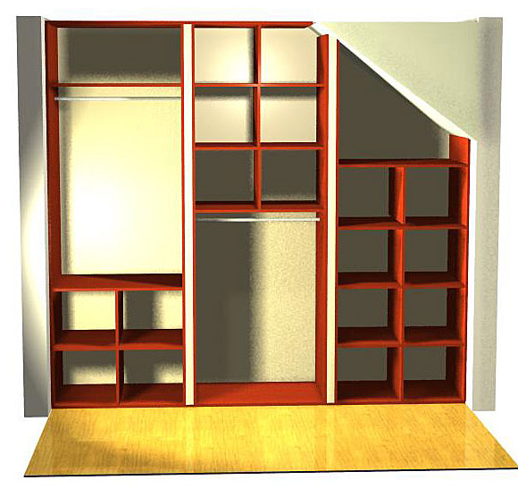 ... Interior Closet (arrangement Of Shelves, Drawer, Telescope Hangers,  Wardrobes šipkiu2026) Also It Comes To The Needs Of The Customer